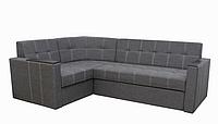 Угловой диван Garnitur.plus Элегант 2 светло-серый 165 см