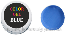 Гель-краска blue (голубая) 5 мл