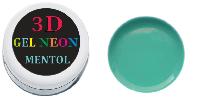 3 D гель паста (mentol) ментоловая 5мл