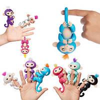 Интерактивная игрушка обезьянка Fingerlings (Фингерлингс).