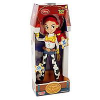 """Говорящая кукла Джесси из м/ф """"История игрушек"""", 38 СМ - Talking Jessie, Toy Story, Disney"""