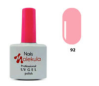 Гель-лак 11мл №92 світло-рожевий