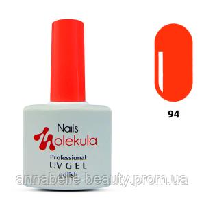 Гель-лак 11мл №94 оранж неон