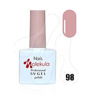 Гель-лак 11мл №98 пастельный розовый
