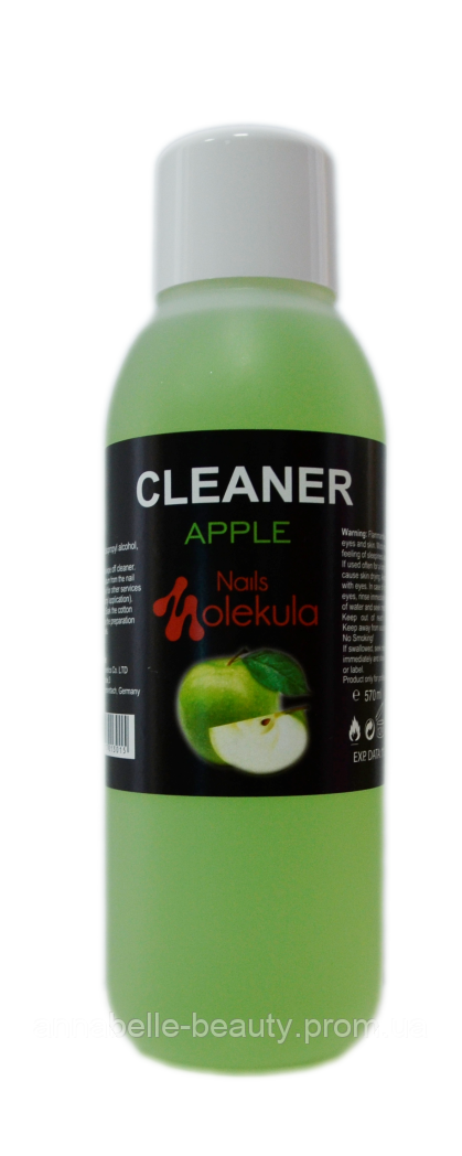 Cleaner - средство для обезжиривания и снятия липкого слоя 570мл apple