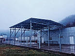 Ангар, склад, металлоконструкция под заказ., фото 2