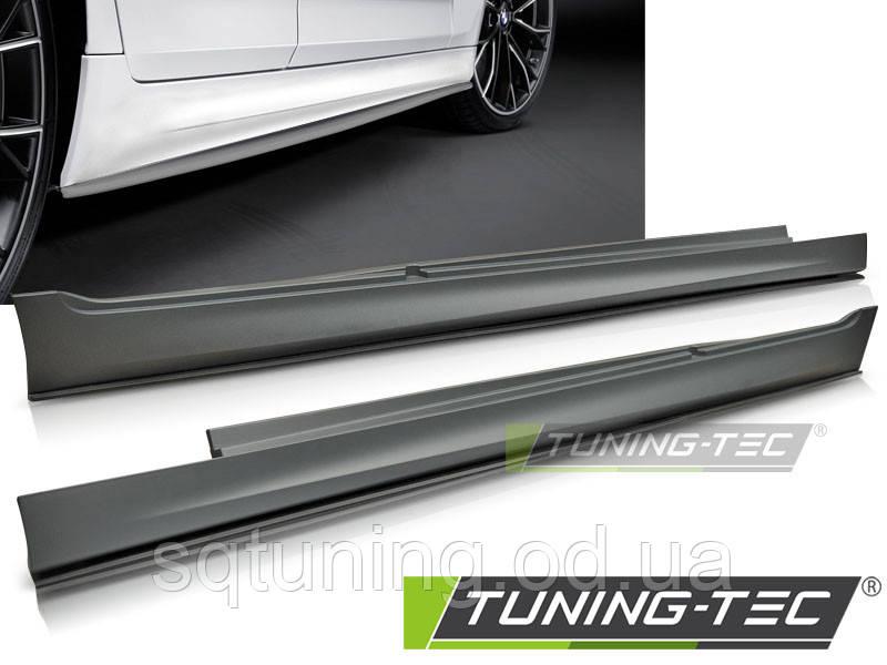 Накладки порогов BMW F10 / F11 10-16 M-PERFORMANCE