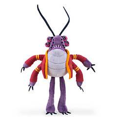 П,   Плюшевая игрушка Университет Монстров: Хавьер Monsters University: Javier Mini Bean Bag Plush Disney