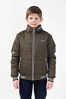 Куртка бомбер на мальчика Джек