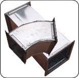 Воздуховоды из оцинк., нерж. стали и фасонные изделия к ним