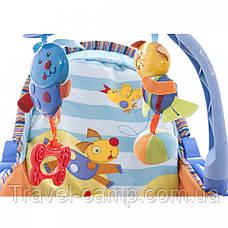 Детское кресло-качалка(шезлонг) 7179 Joy Toy, фото 3