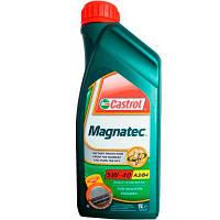 Масло моторное Castrol Magnatec 5w-40  1л