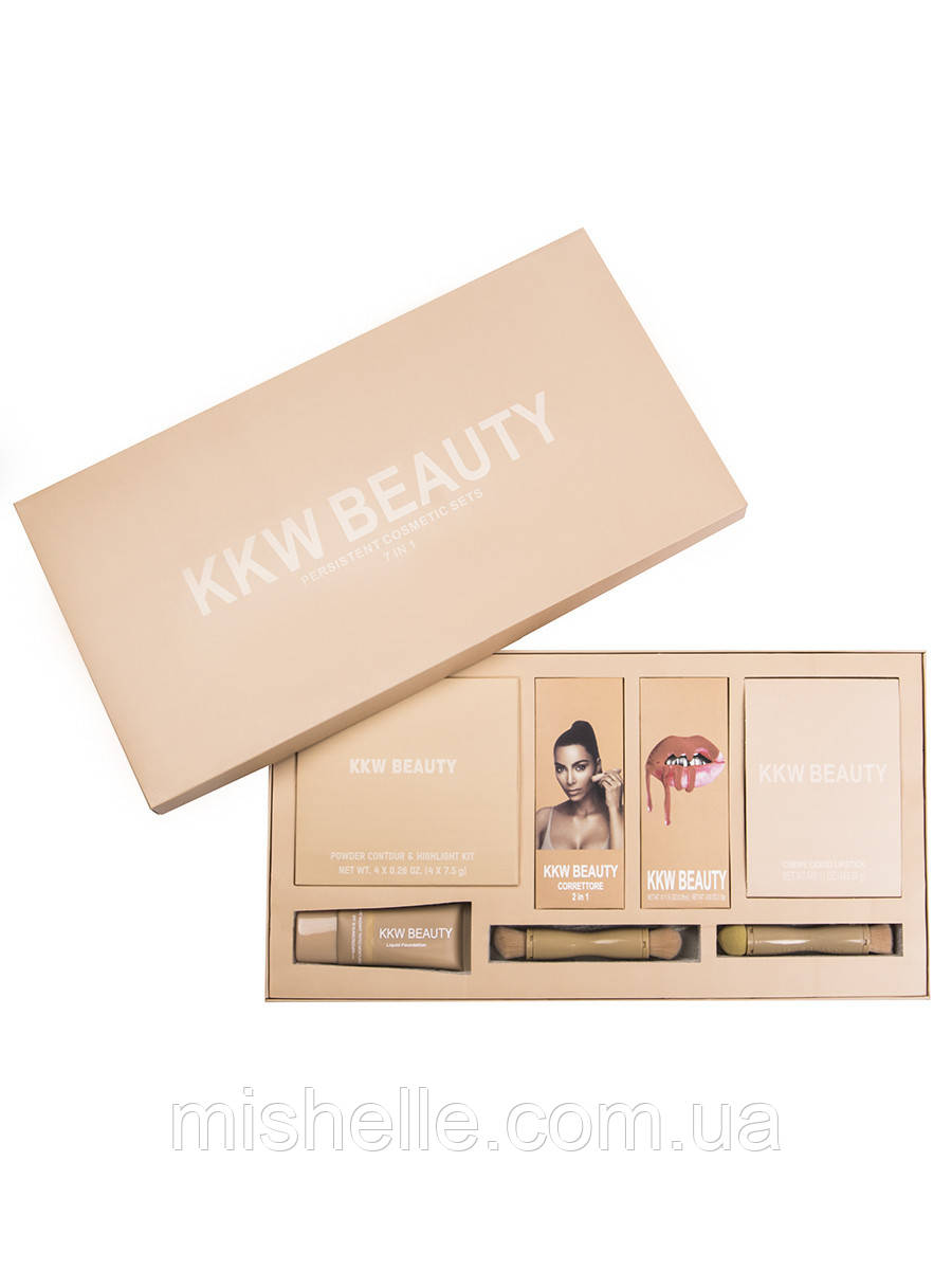 Набір декоративної косметики Kylie KKW Beauty