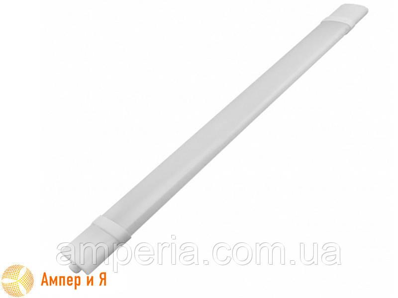 Светильник линейный светодиодный EUROLAMP LED IP65 36W 6500K (1.2m) SLIM
