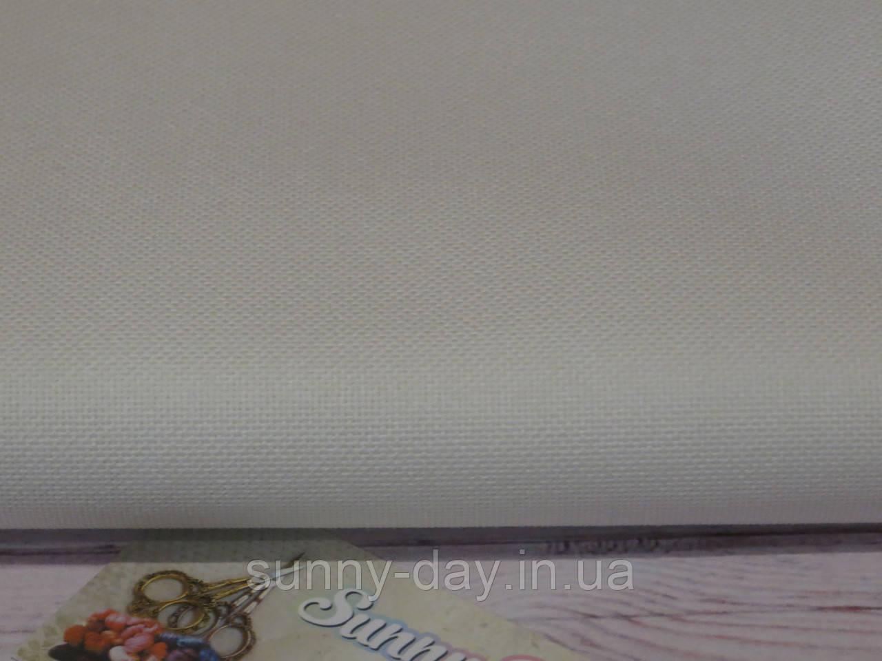 3835/100, Lugana. цвет - белый, 25ct