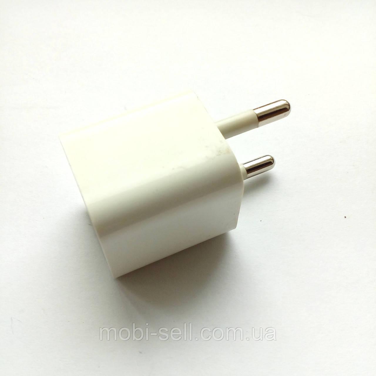 Зарядное устройство 5V / 0.5A / USB универсальное (Китай)
