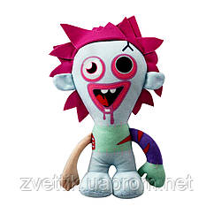 П, Мягкая игрушка Moshi Monsters Small Plush Toy Furi Zommer Poppet