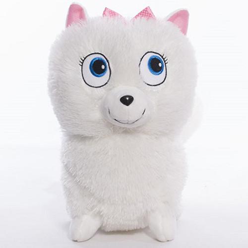Мягкая игрушка Собака 007 28х15х30 см Копиця 25433-6