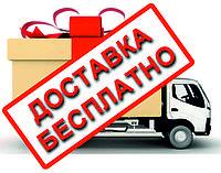 Бесплатная доставка в подарок