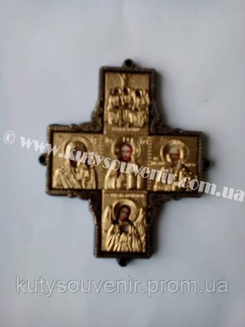 Икона автомобильная-крест, фото 2