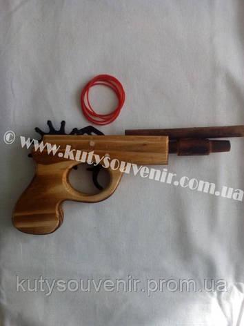 Деревянный пистолет, фото 2
