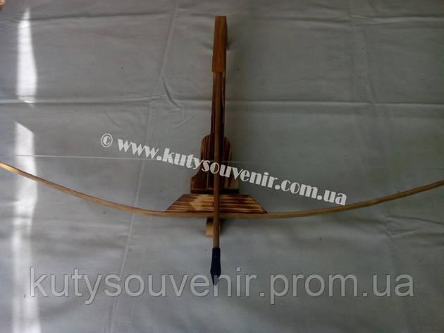 Деревянный арбалет, фото 2