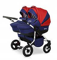 Детская коляска для двойни Verdi Twin 04