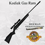 Пневматическая винтовка Beeman KodiakGas Ram с газовой пружиной и ОП 4х32, фото 2