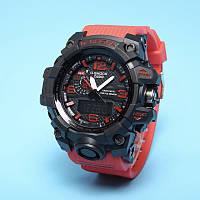 Спортивные наручные часы Casio G-Shock GWG-1000 Red Касио реплика