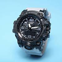 Спортивные наручные часы Casio G-Shock GWG-1000 Grey Касио реплика