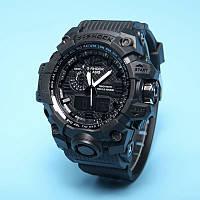 Спортивные наручные часы Casio G-Shock GWG-1000 Black Касио реплика, фото 1