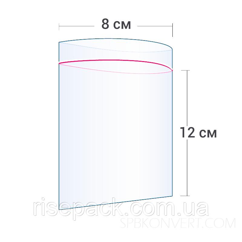 Пакеты Zip-Lock 8х12 см для упаковки и фасовки