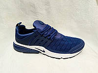 мужские кроссовки Nike Air Presto Se Woven синие