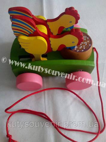 Петушок на колесах, фото 2