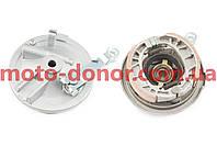 Кришка барабана гальмівного (перед) для мопеда Delta (+колодки) DAXIANG