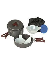 Набор алюминиевой посуды для одного человека MilTec 14650000