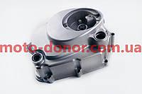 Крышка сцепления (правая) для мопеда  JH125   (157FMI)   (механическое сцепления)   HEADER-260