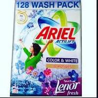 Стиральный порошок Ariel Actilift +Lenor (Color & White) 10кг (128 стирок)