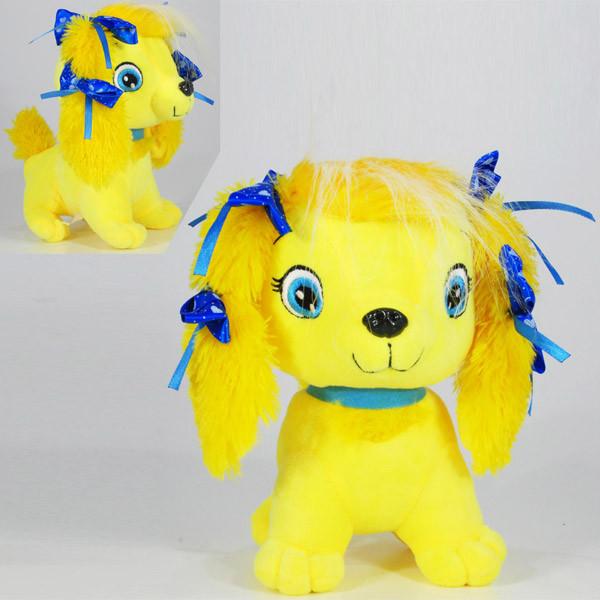 Мягкая игрушка Песик Люси 4 24 см Копиця