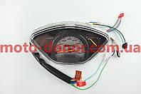 Панель приладів (в зборі) Honda WAVE 125 (160км/год, чорна) (#MY-203)
