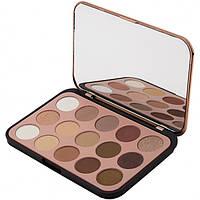 Палетка теней Glam Reflection - 15 Color Shadow Palette: Rosé BH Cosmetics Оригинал