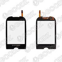 Тачскрин Samsung S3650 Corby, цвет черный