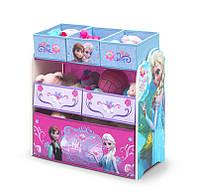 Органайзер для игрушек с ящиками Frozen, фото 1