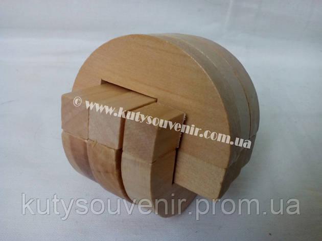 Деревянная головоломка, фото 2