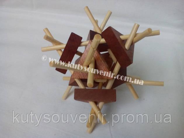 Головоломка деревянная, фото 2