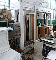 Сборочный пресс для корпусной мебели бу