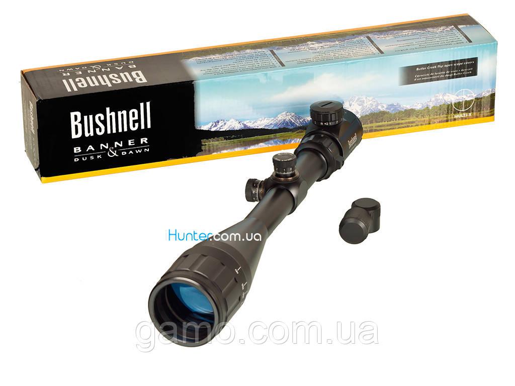 Оптический Прицел BUSHNELL 6-24x50 AOE с подсветкой шкалы