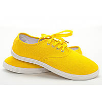 Мокасины цветные желтые Gipanis