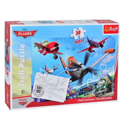 Пазл 30 максі конткурні - Пригоди Пилюка/Disney Planes