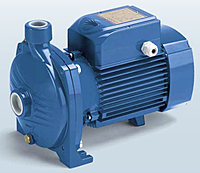Насос центробежный Pedrollo CPm 160B однофазный для чистой воды